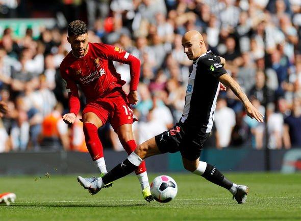 Liverpool 3 1 Newcastle As It Happened Sadio Mane And