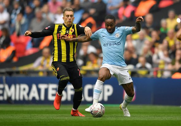 Man City 1 0 Watford Live Score And Fa Cup Final Updates