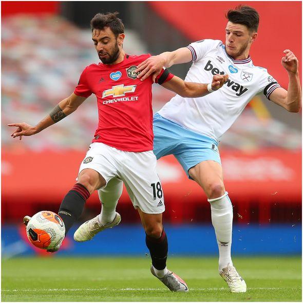 Man Utd 0 0 West Ham Live Last Score And Premier League Solskjaer Makes Four Changes Football Sport Fr24 News English