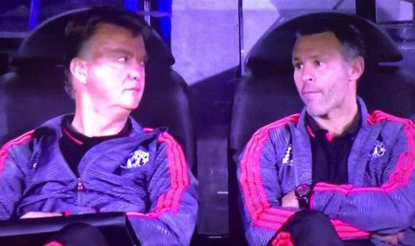 Manchester United Javier Hernandez Chicharito