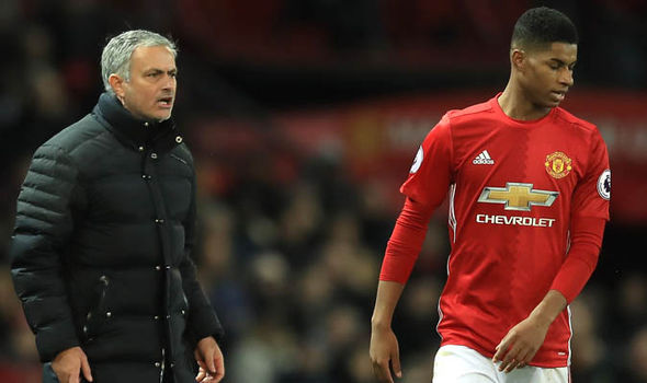 Manchester United Marcus Rashford