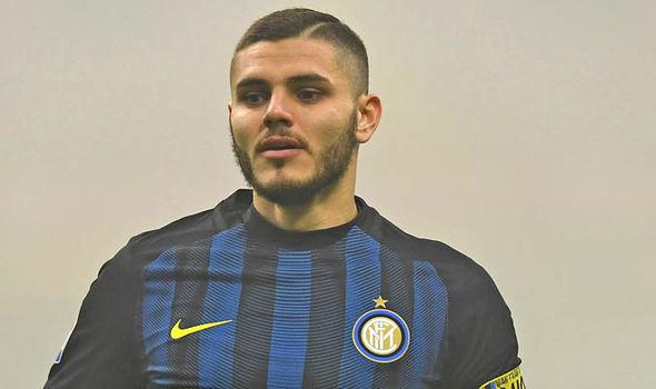 Mauro Icardi Manchester United