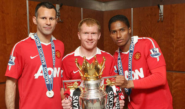 Manchester United Paul Scholes