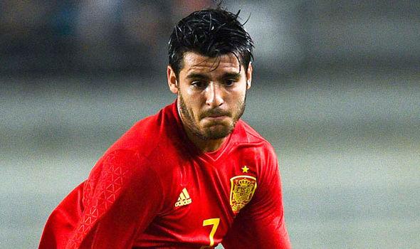 Manchester United Transfer News Antoine Griezmann Alvaro Morata