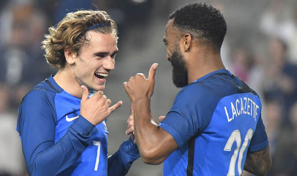 Manchester United Transfer News Atletico Madrid Antoine Griezmann