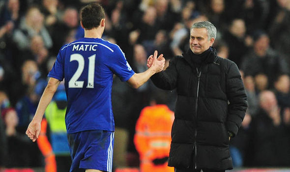 Manchester United Transfer News Chelsea Nemanja Matic David Moyes