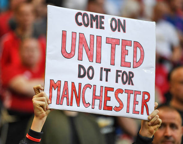 Manchester United did their part to make their city proud