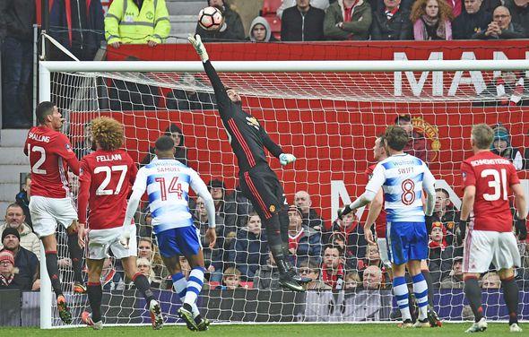 Manchester United star Sergio Romero