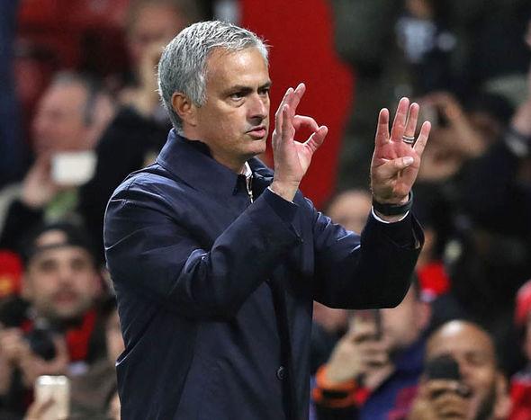 Manchester United v Chelsea Jose Mourinho