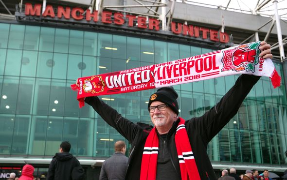 Manchester United vs Liverpool LIVE updates: Latest Premier League action from Old Trafford