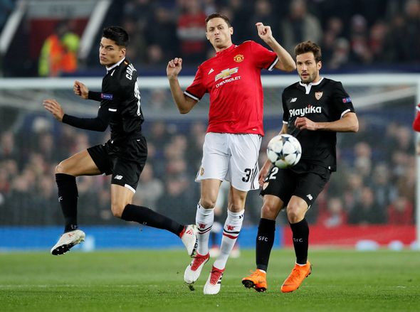 Manchester United vs Sevilla: Latest Champions League scores, goals and updates