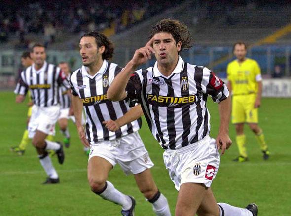 Marcelo Salas Juventus