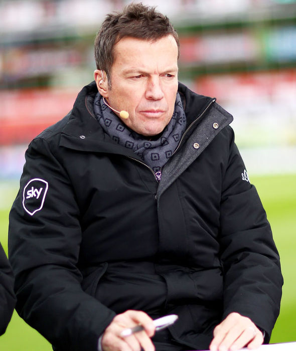Germany legend Lothar Matthaus