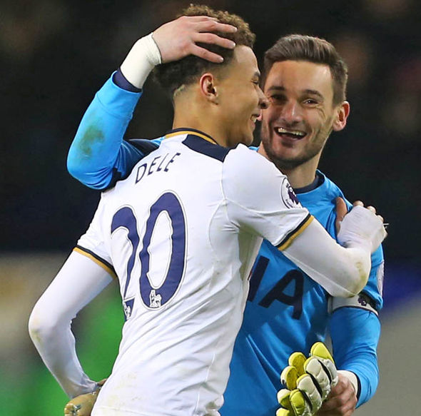 Mauricio Pochettino believes Dele Alli can be a future Tottenham captain