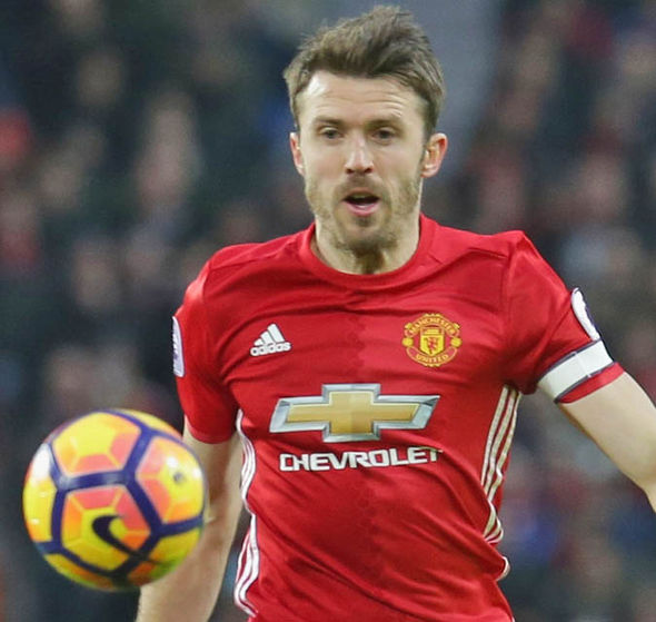 Michael Carrick paid credit to his oldest Manchester United team-mate's achievement