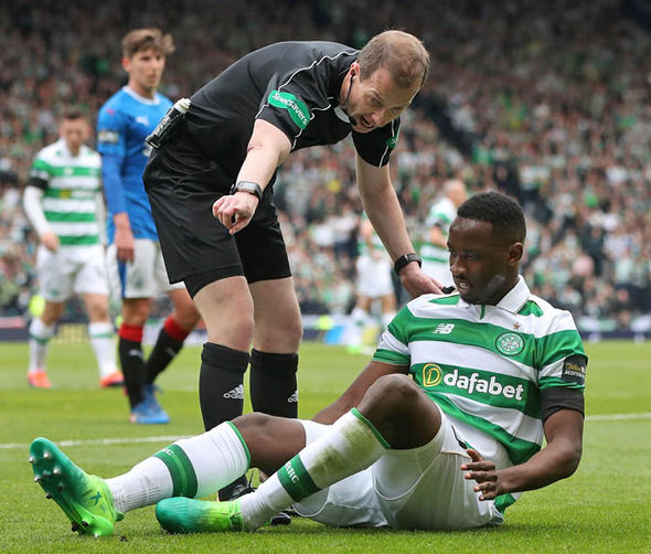 Moussa Dembele was a target for Chelsea in the January transfer window