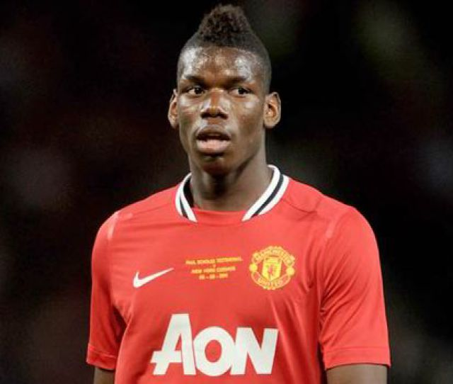 Paul Pogba Left Manchester United After Growing Frustrated With The Lack Of First Team Opportunities