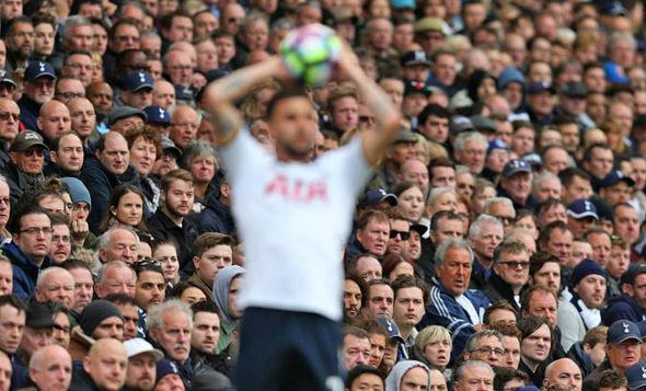 Premier League attendances