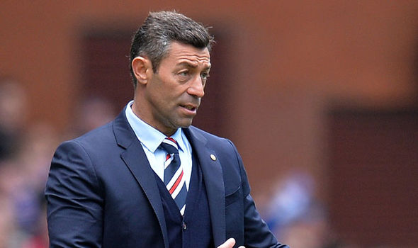 Rangers boss Pedro Caixinha played a big role in Bruno Alves' transfer