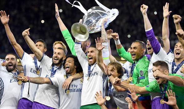 Real Madrid 4-1 Juventus Gareth Bale Cristiano Ronaldo Champions League