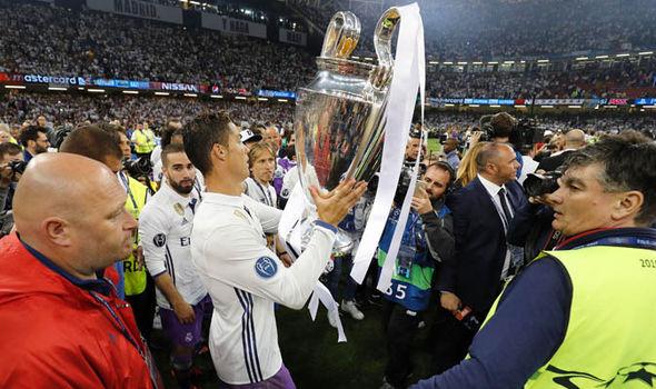 Real Madrid News Cristiano Ronaldo Champions League
