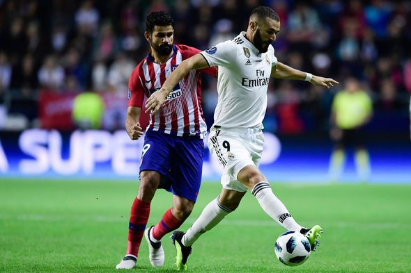 Real Madrid 2 4 Atletico Madrid Result Diego Costa Brace