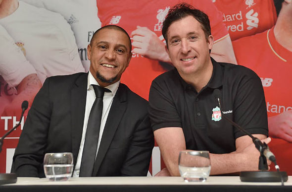 Roberto Carlos and Robbie Fowler are among a host of stars who will be on show