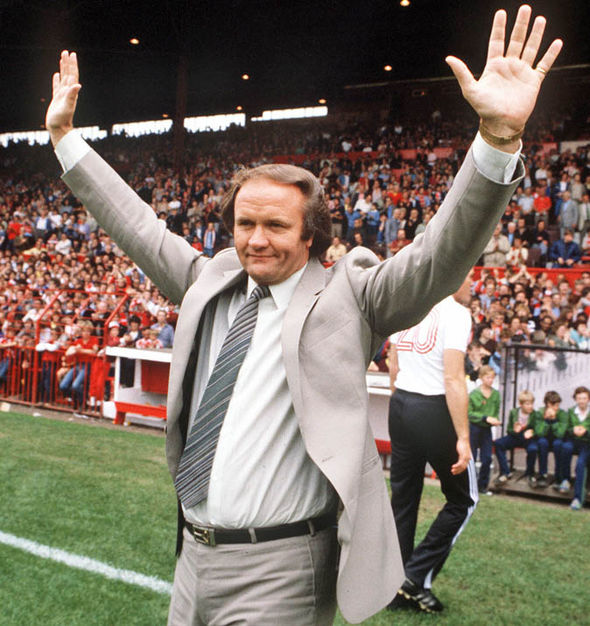 Ron Atkinson was given the United job over Lawrie McMenemy
