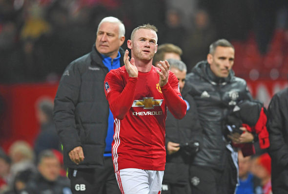 Wayne Rooney Manchester United future