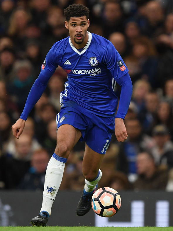 Chelsea's Ruben Loftus-Cheek