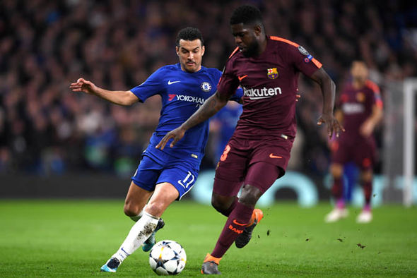 Chelsea to hold secret transfer negotiations with Barcelona at the Nou Camp