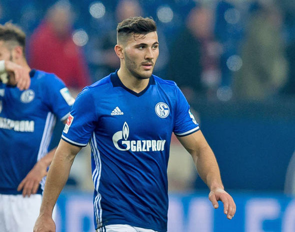 Sead Kolasinac at Schalke
