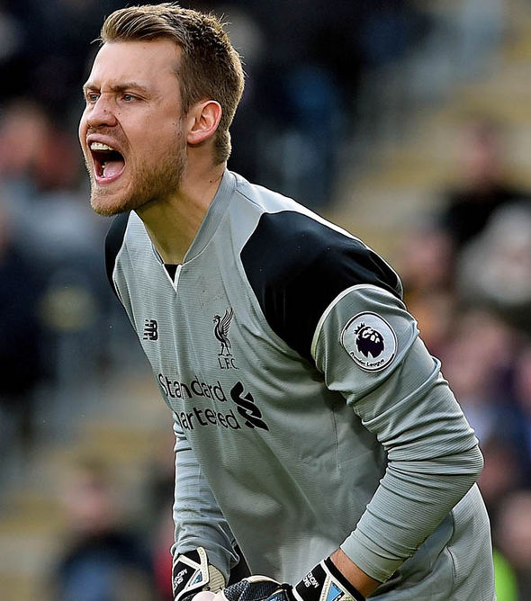 Simon Mignolet came under-fire for his role in Hull's opener