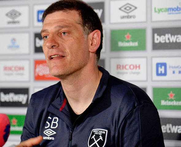 Slaven Bilic's side have lost five games on the bounce