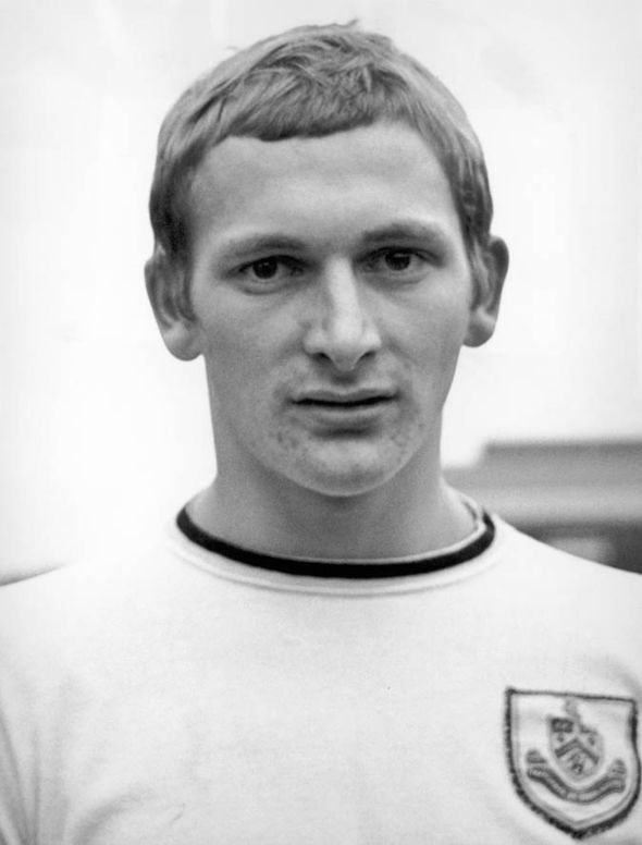 Steve Kindon ended his career at Huddersfield