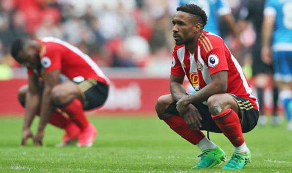 Sunderland endured a miserable campaign to finish bottom of the table