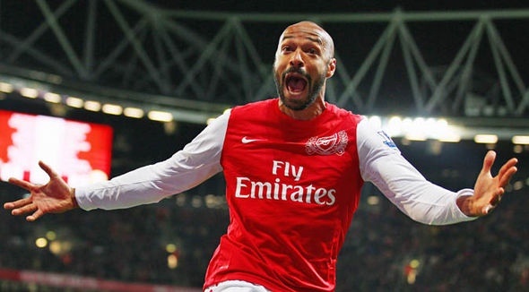 Thierry Henry similarly began his career at Monaco
