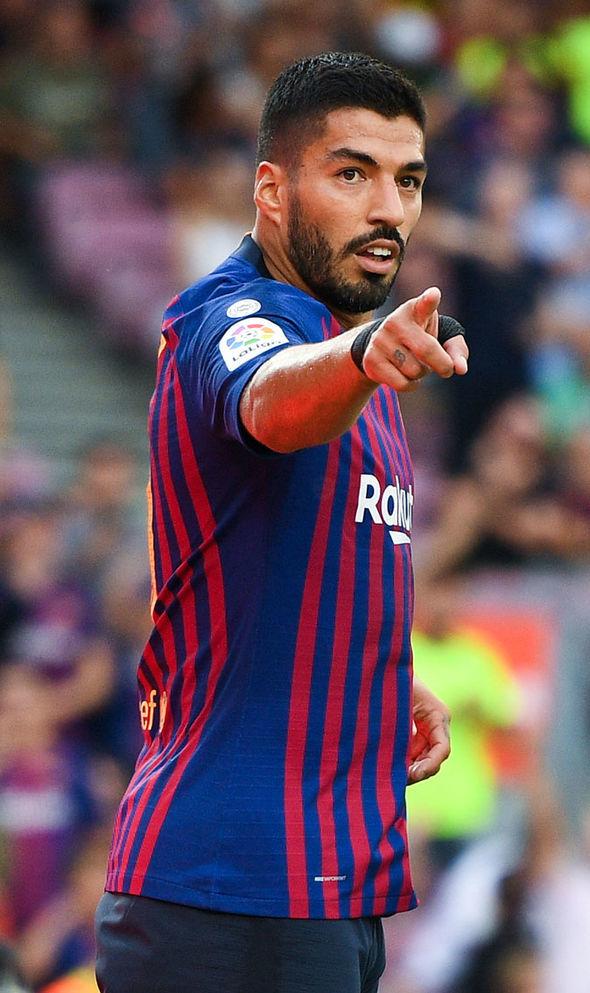 Transfer News: Luis Suarez has said Barcelona would welcome Paul Pogba
