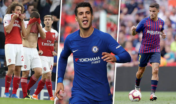Transfer news: Which European teams have spent the most in fees since 2010?