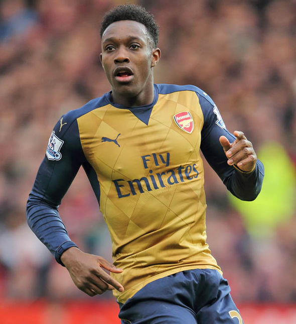 United sold Danny Welbeck to Arsenal in 2014