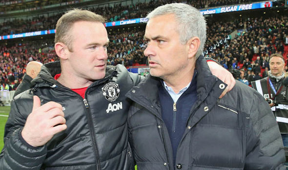 Wayne Rooney faces an uncertain future at Manchester United