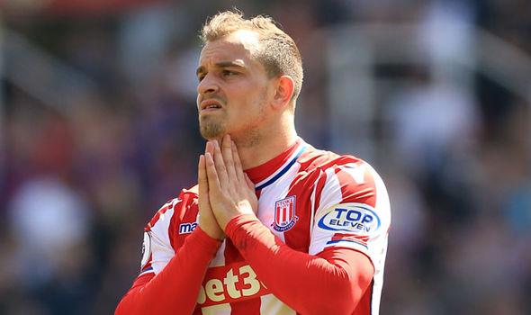 Liverpool transfer news: Xherdan Shaqiri would come at a bargain price this summer