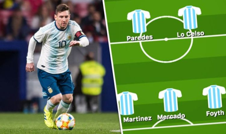 Argentina Team News Vs Morocco Predicted Line Up Messi Ruled Out With Mysterious Injury
