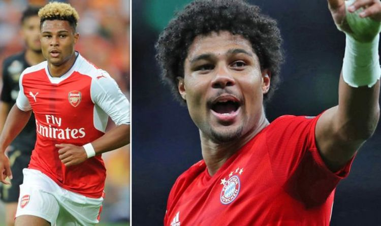Arsenal exit explained by Bayern Munich star Serge Gnabry after ...