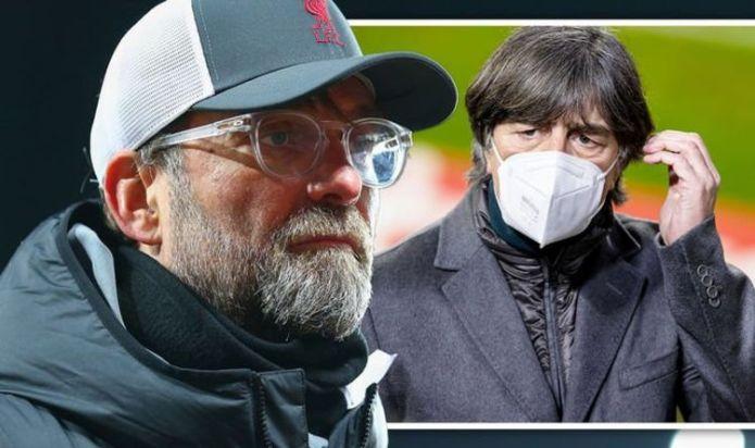 Liverpool boss Jurgen Klopp responds to Germany job links with Joachim Low set to leave