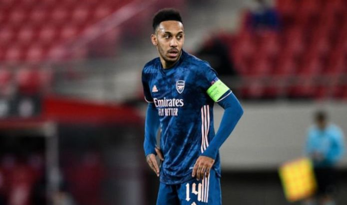 Pierre-Emerick Aubameyang dropped by Arsenal for disciplinary issues