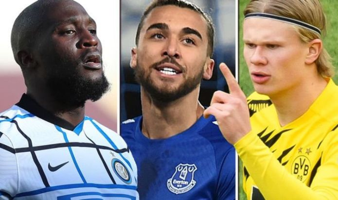 Chelsea should pursue three Erling Haaland transfer alternatives after £154m blow