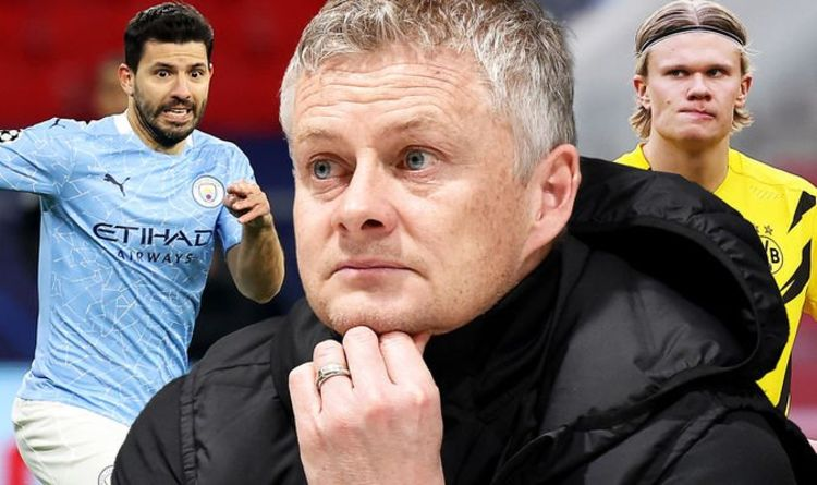 Ole Gunnar Solskjaer drops Erling Haaland transfer hint with Sergio Aguero to Man Utd vow