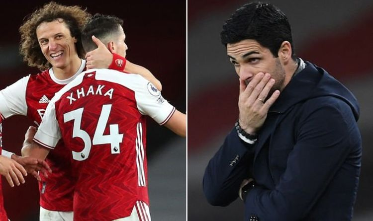 Arsenal loss to Liverpool proved five stars will be vital to Mikel Arteta reviving Gunners