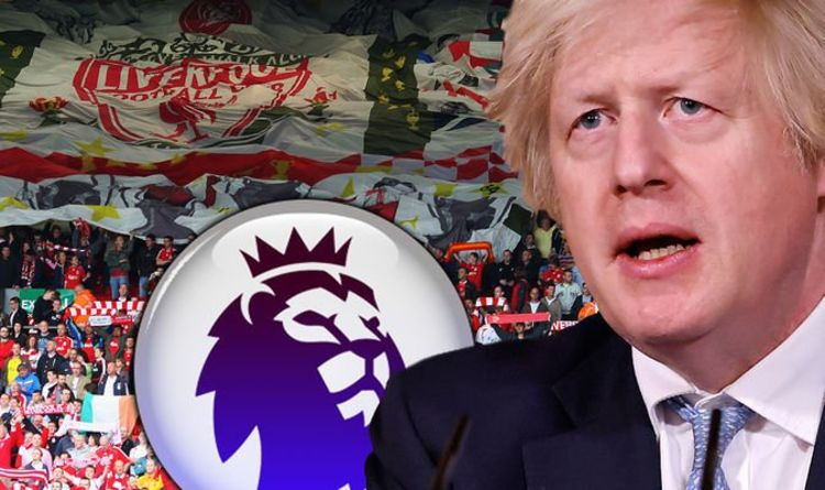Premier League chiefs back Covid passports in Boris Johnson letter in bid to get fans back